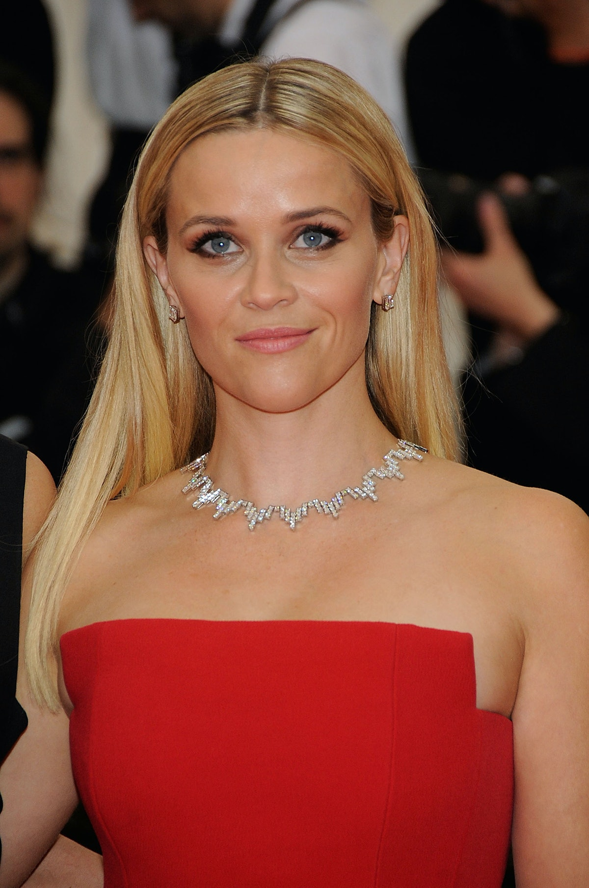 Reese Witherspoon's Met Ball Beauty
