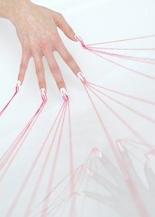 Chiharu Shiota Nail Art