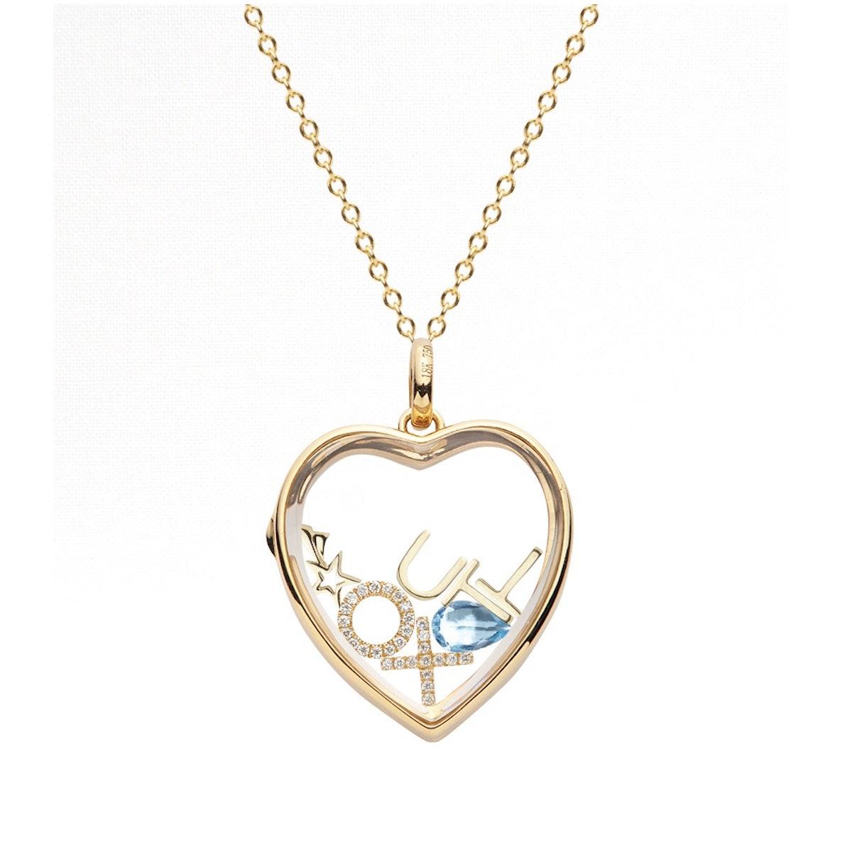Loquet London necklace