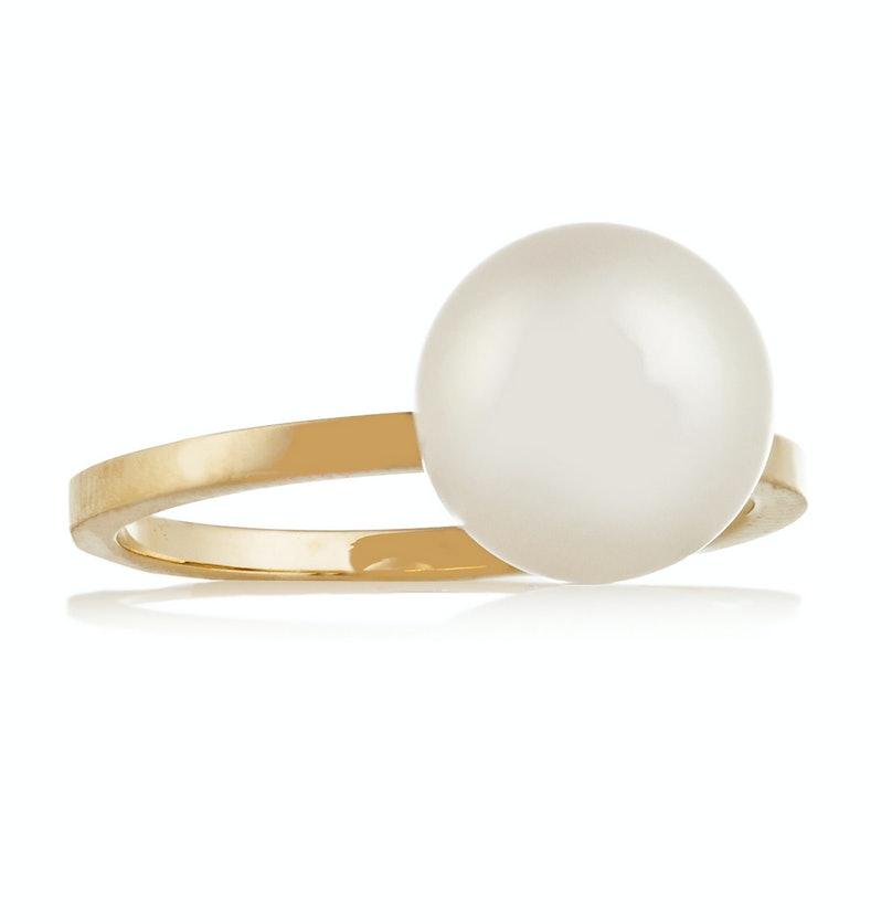 Sophie Bille Brahe pearl ring,
