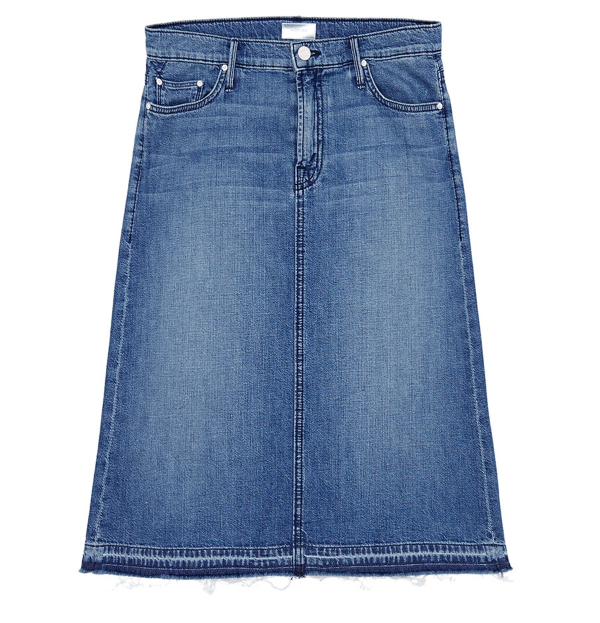 Mother denim skirt