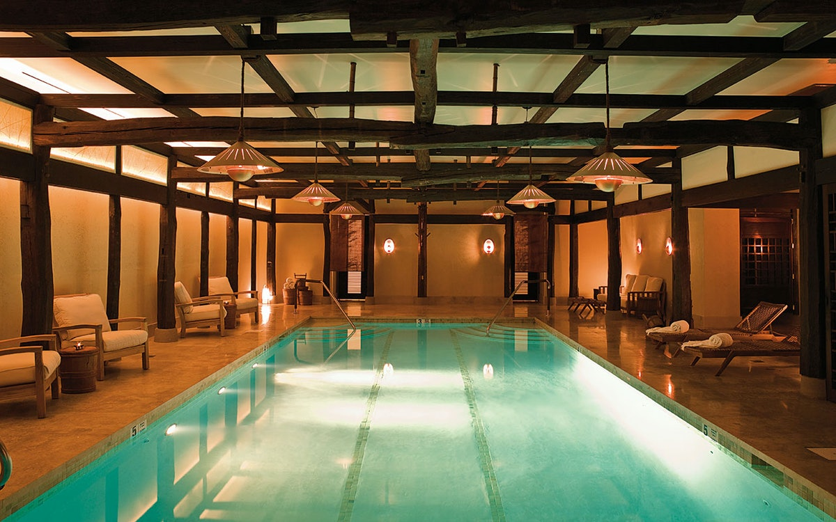 Elemental Well-Being Massage at Shibui Spa at the Greenwich Hotel