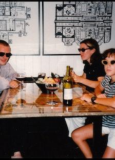 Liam Gillick, Sarah Morris, and Zoe Stillpass