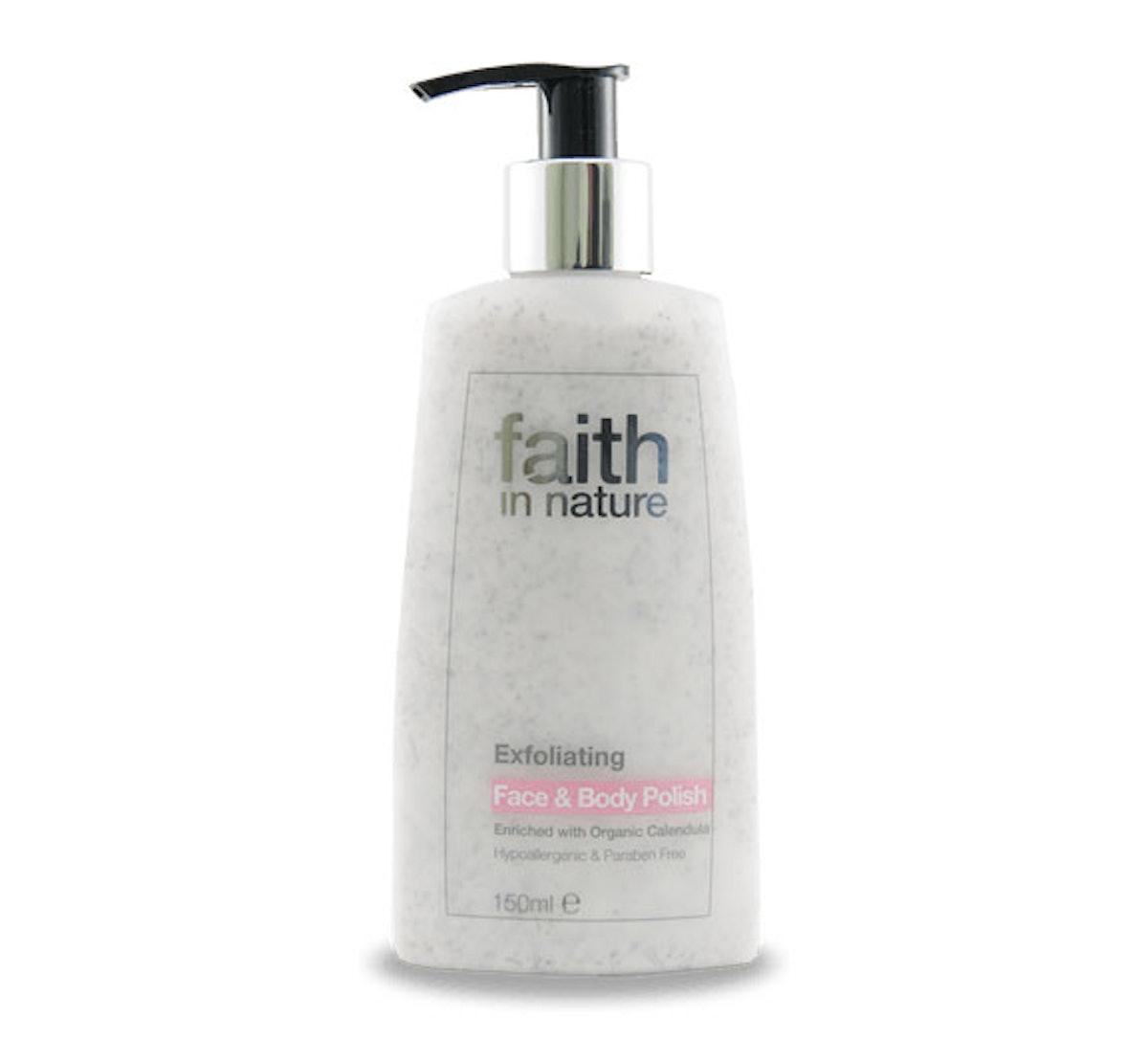 Faith in Nature Exfoliating Face & Body Polish