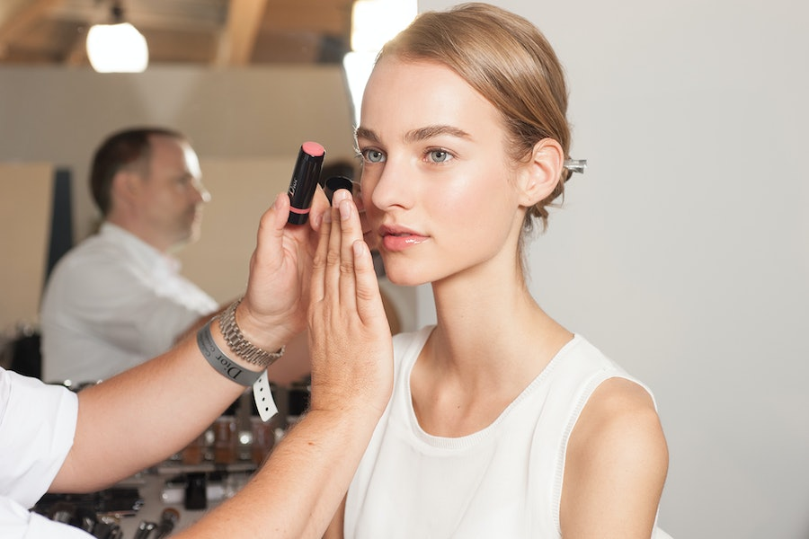 Dior Cruise 2016 Backstage Beauty