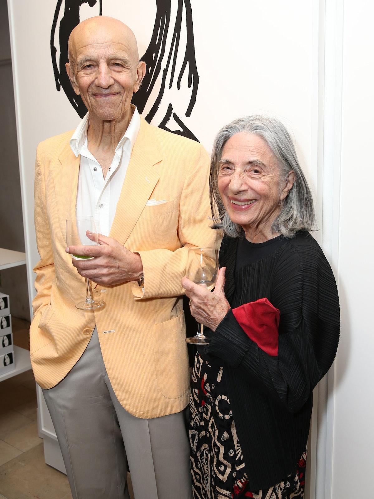 Alex and Ada Katz