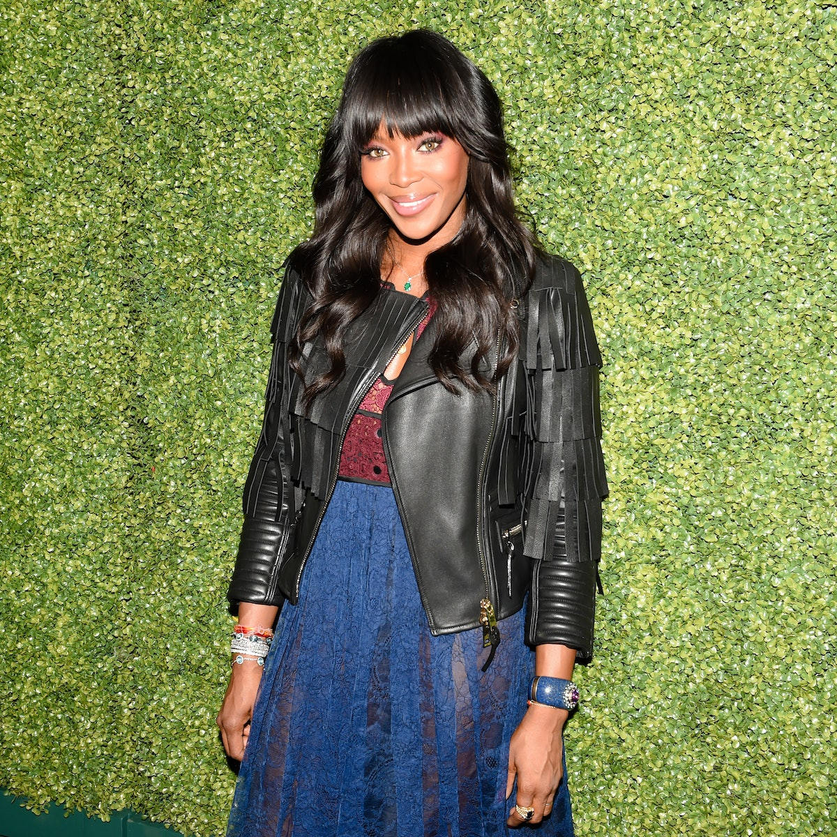 Dinner Honoring British Artist ED ATKINS Hosted by BURBERRY, W MAGAZINE, NEW MUSEUM, and NAOMI CAMPB...