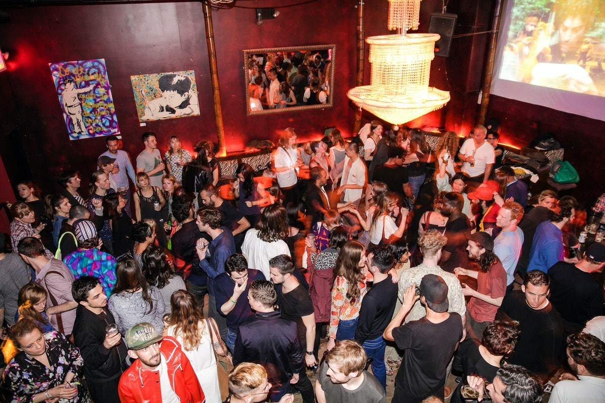 NADA New York 2015 Official Afterparty at Fontanas