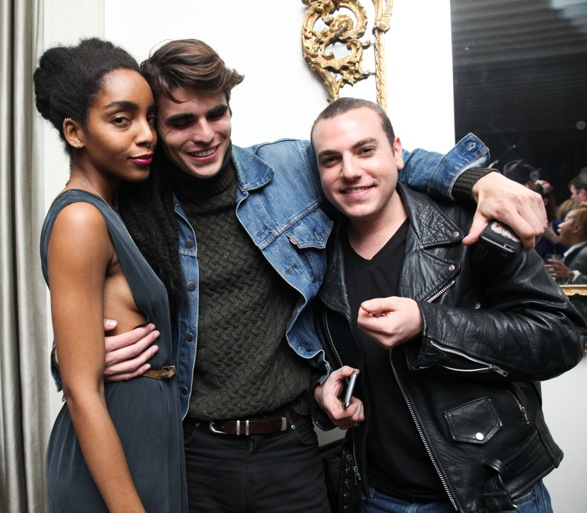Cipriana Quann, Diego Villarreal, and Marcus Cooper