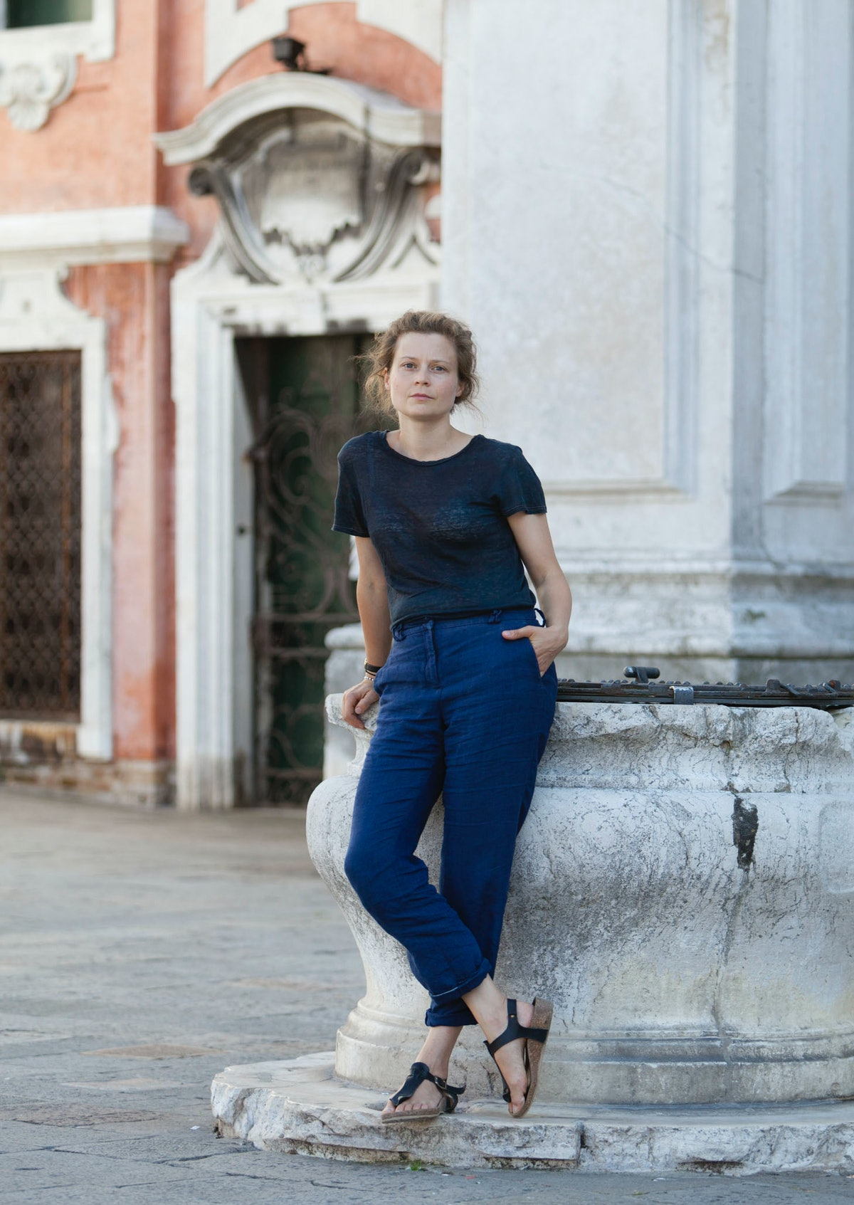 Portrait Corin Sworn Courtesy Max Mara and Collezione Maramotti