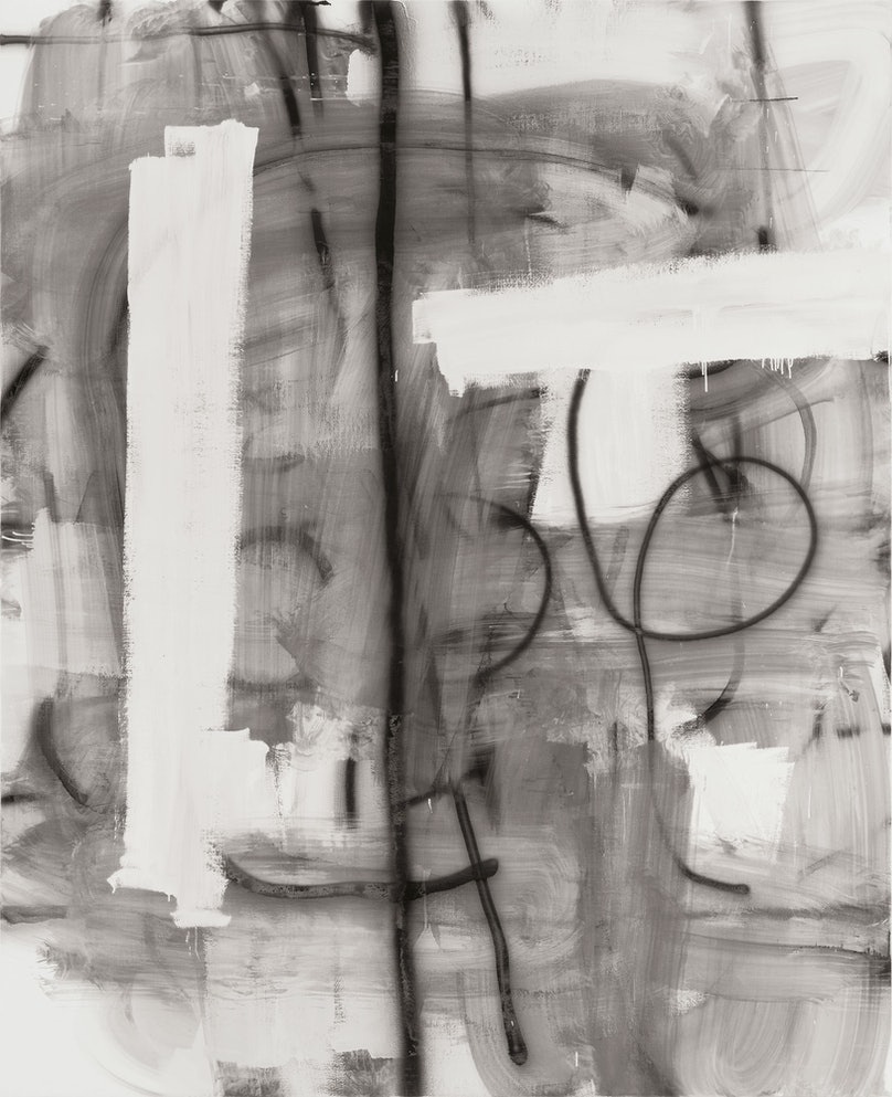 Christopher Wool's Untitled, 2010