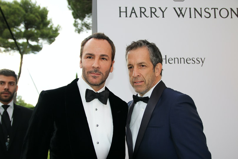 Tom Ford and Kenneth Cole