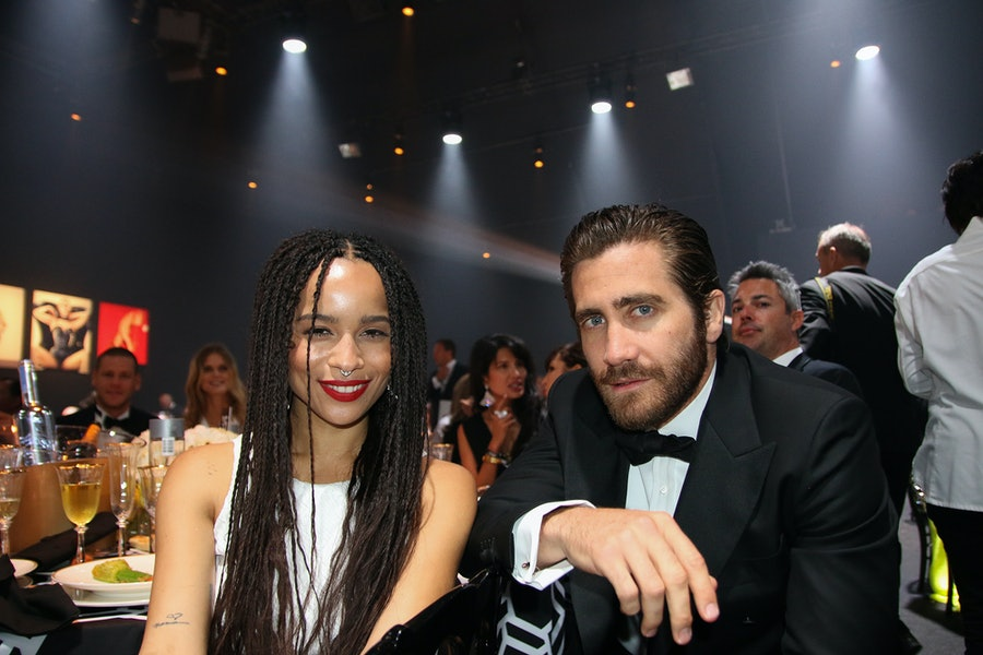 Zoe Kravitz and Jake Gyllenhaal