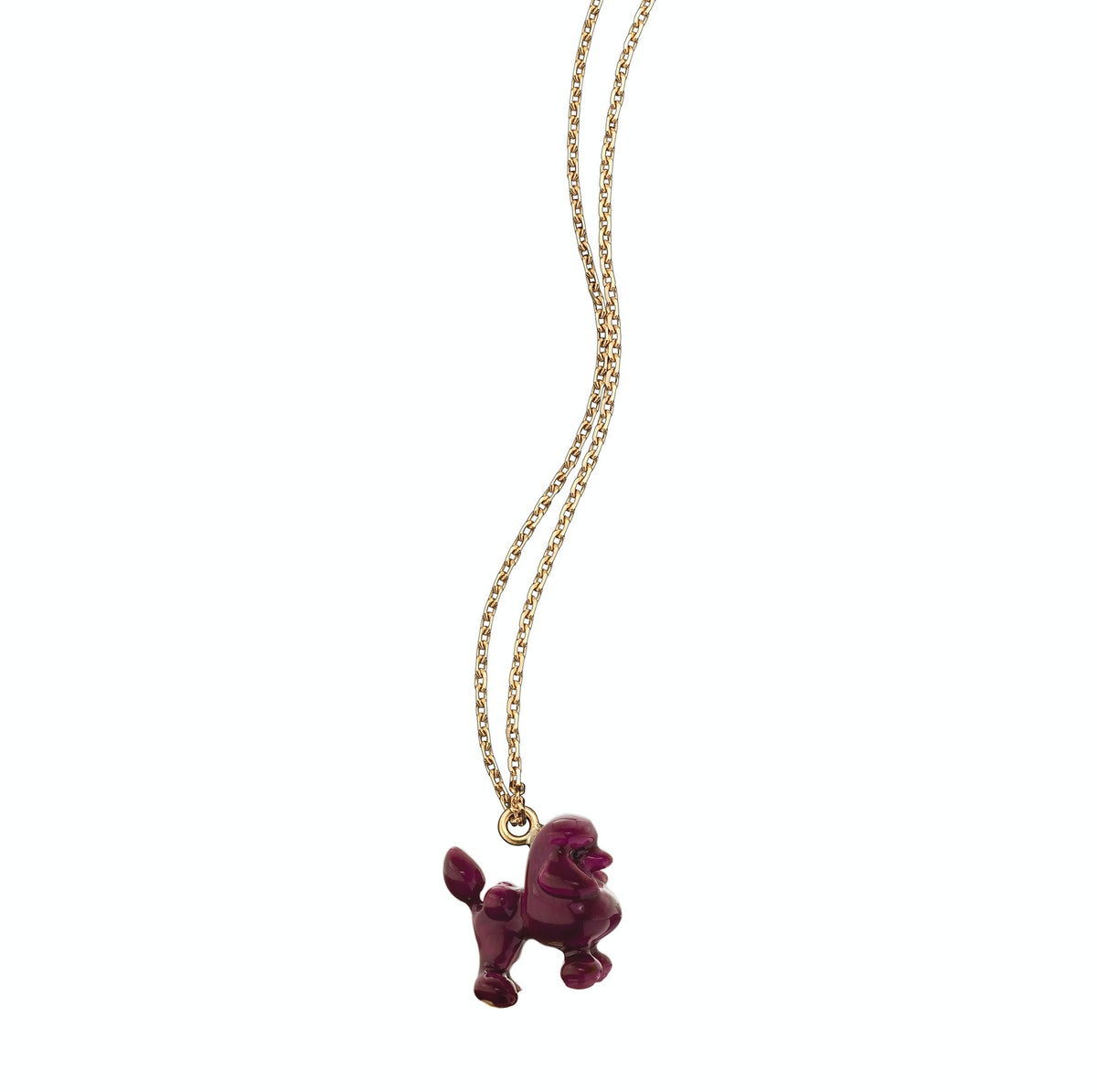 Solange Azagury-Partridge Chinese Zodiac Dog Pendant