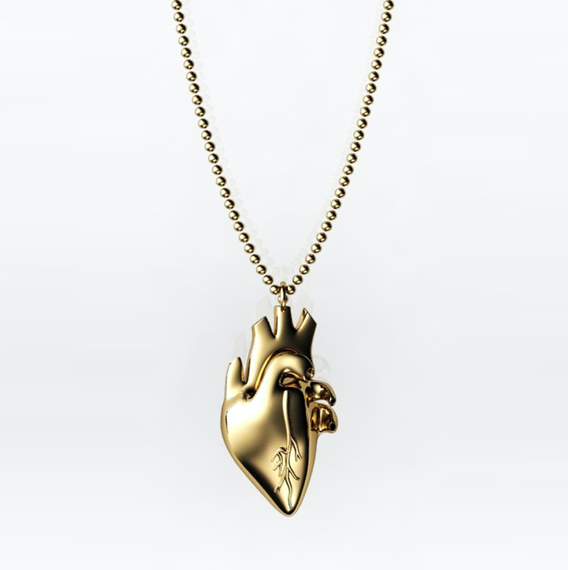 Y Risque 'Heart of Gold'