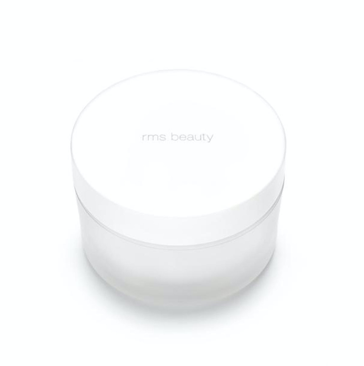 For makeup removal: RMS Beauty Raw Coconut Cream