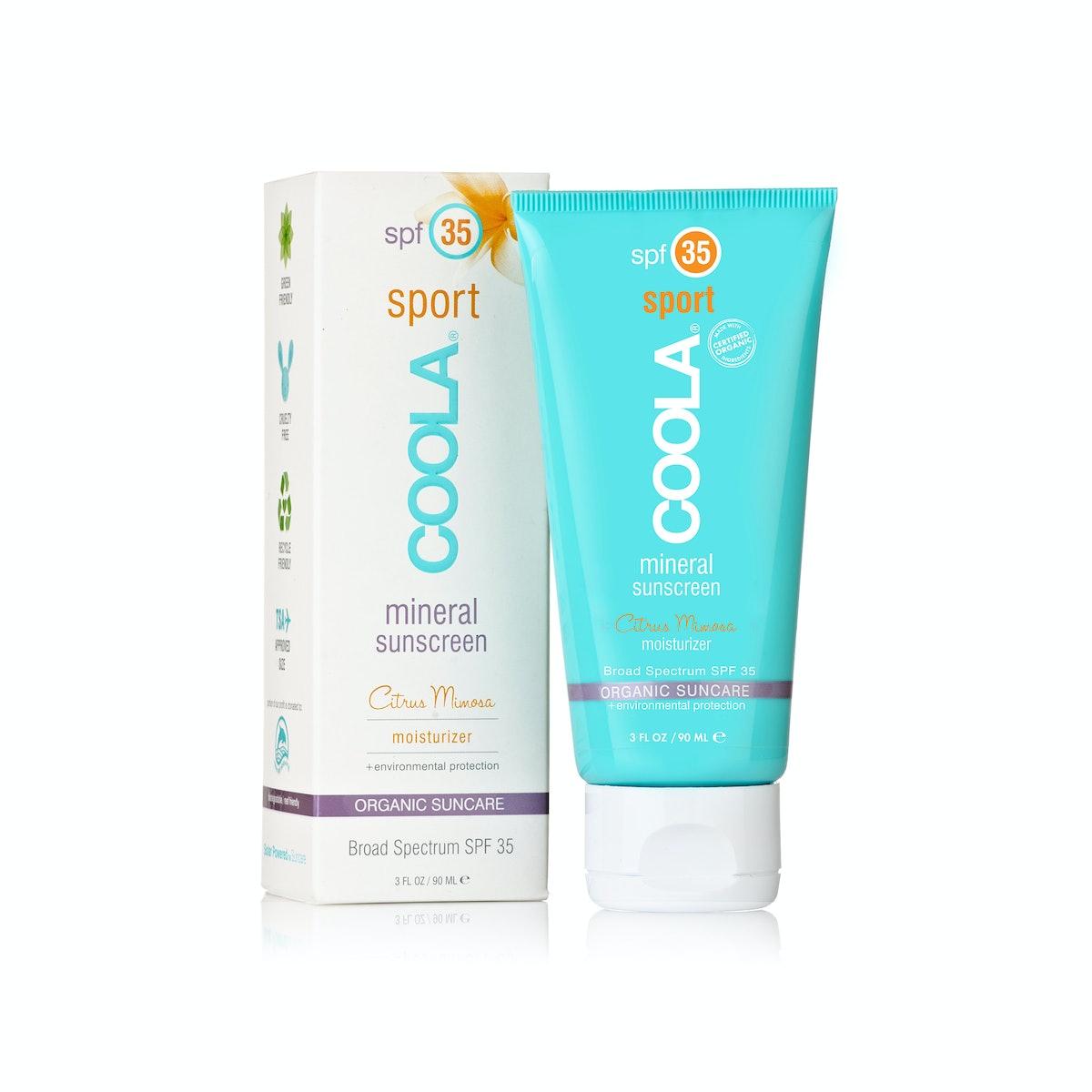 Coola Sport SPF 35 Sunscreen