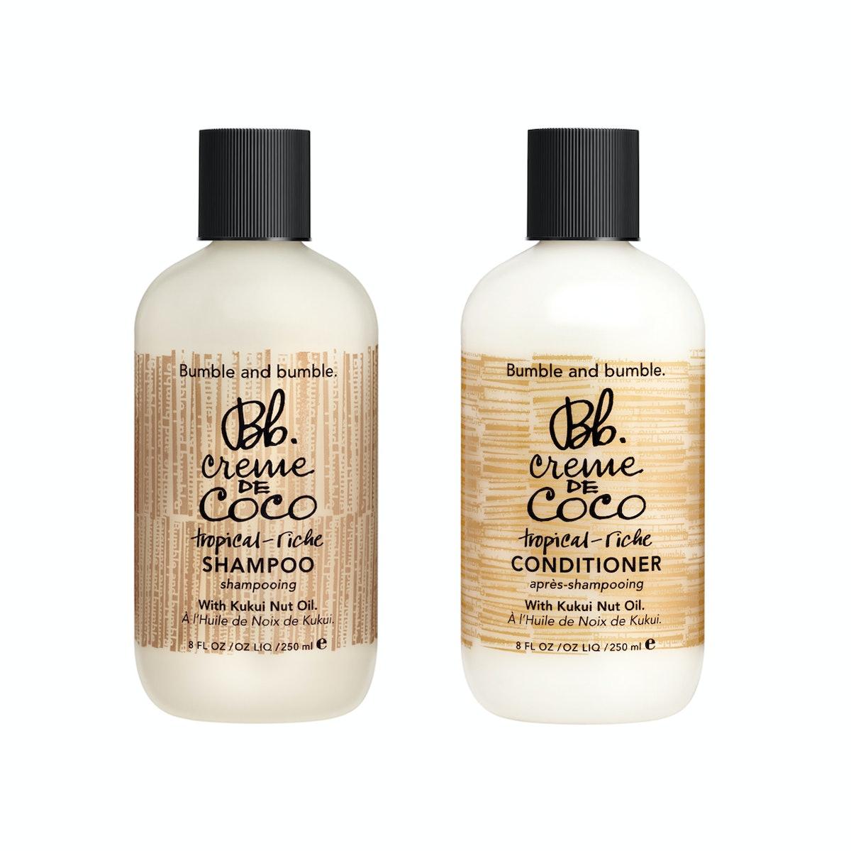 Bumble and bumble Crème de Coco Shampoo and Conditioner