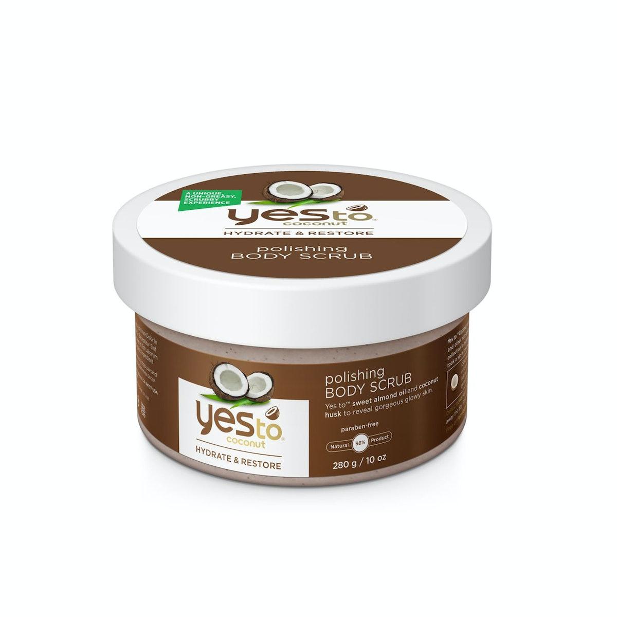 Yes To Coconuts Polishing Body Scrub
