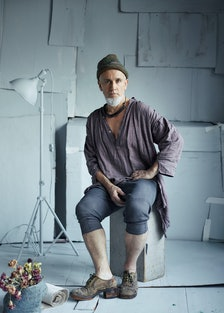 "Martyn Thompson, ""Accidental Expressionist."""