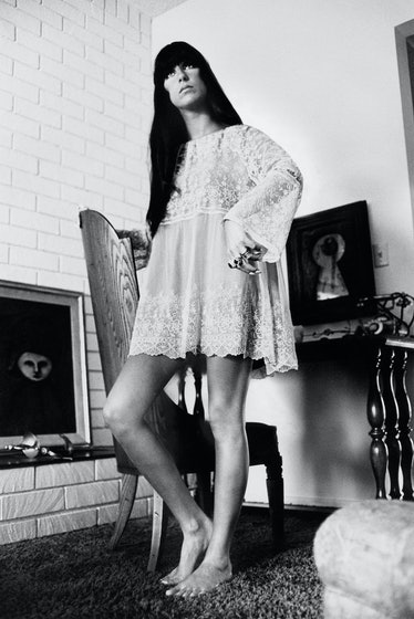 Cher in the '60s