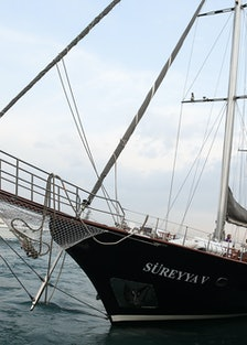 ISTANBUL'74 / IST. Festival 2015 Farewell Boat Trip and Dinner hosted by Ayse Ege, Ece Ege & Demet M...