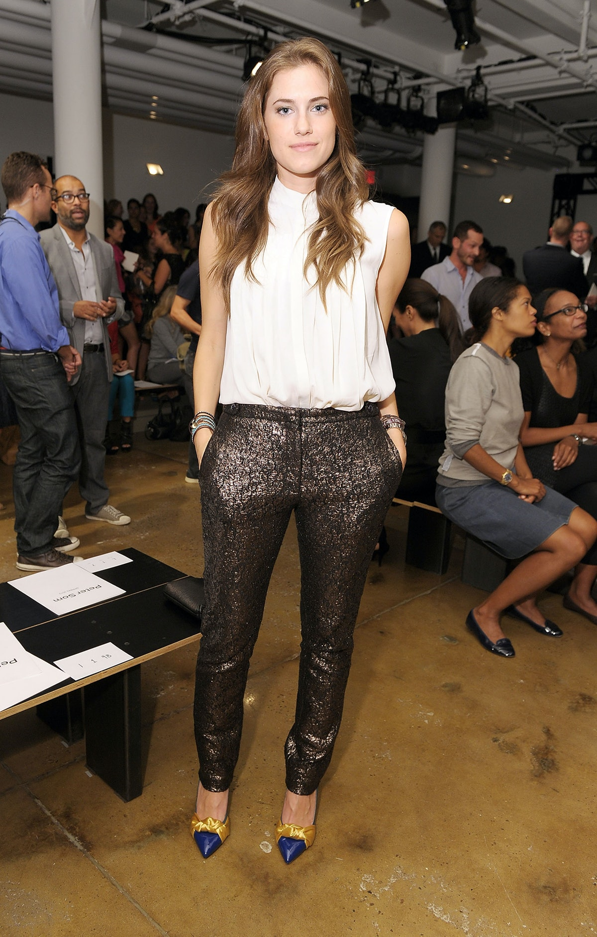 Allison Williams Style Evolution