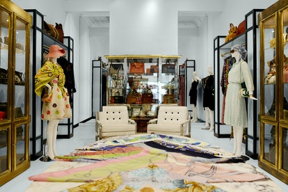 Inside the What Goes Around Comes Around East Hampton store