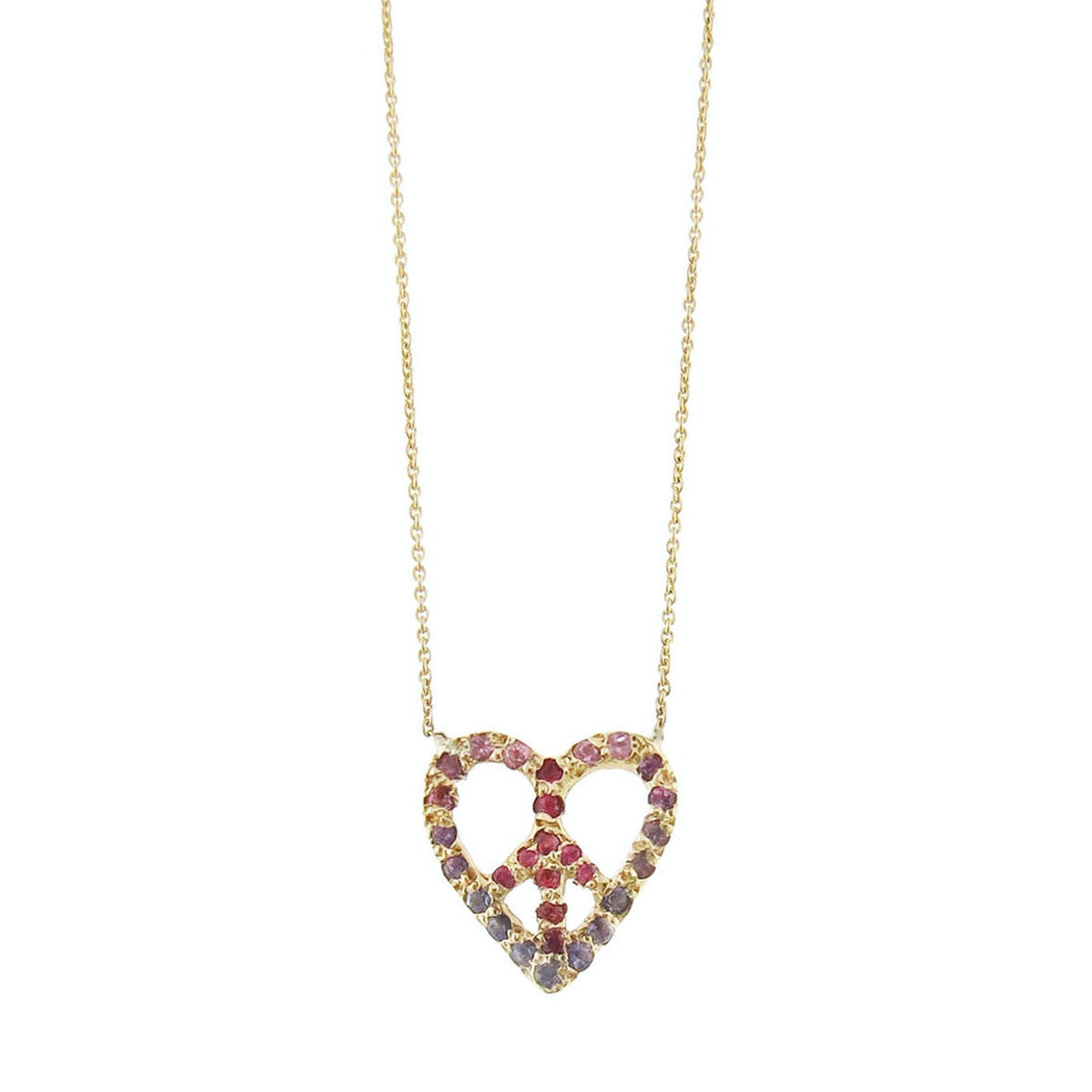 Elisa Soloman necklace, $1,420, ylang23.com