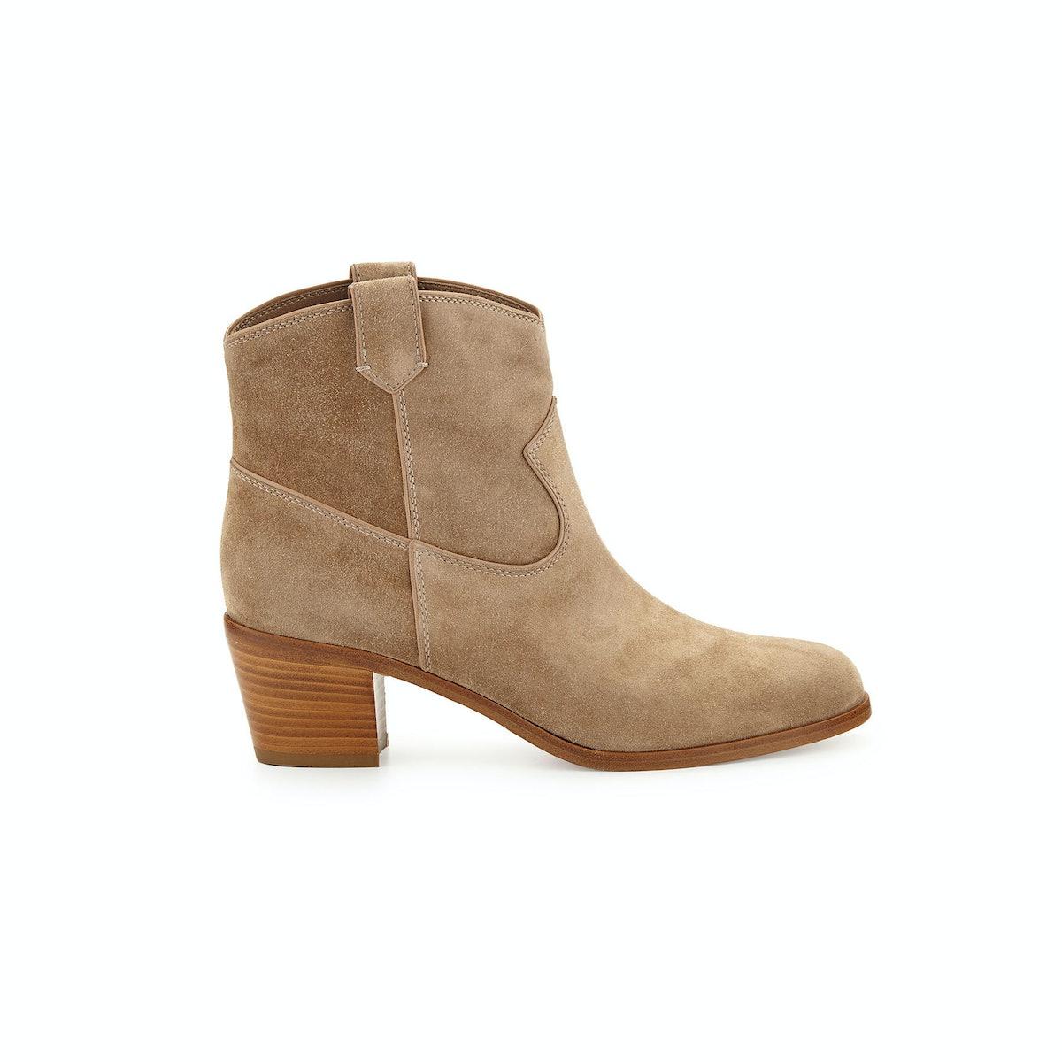 Gianvito Rossi boots, $1,165, neimanmarcus.com
