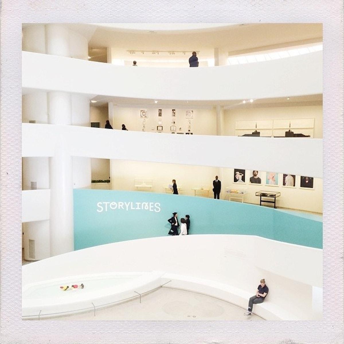 Guggenheim Storylines
