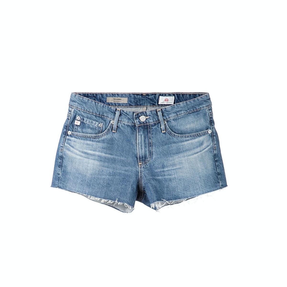AG jeans denim shorts