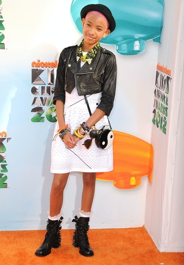 Willow Smith's Style Evolution