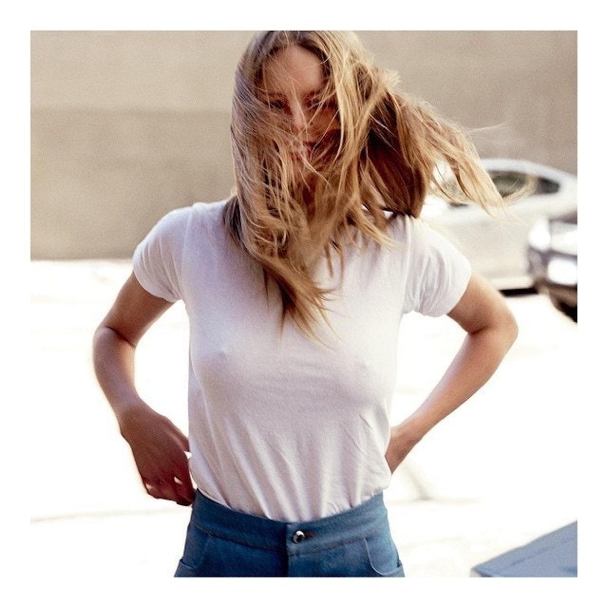 T-shirt Instagram Model