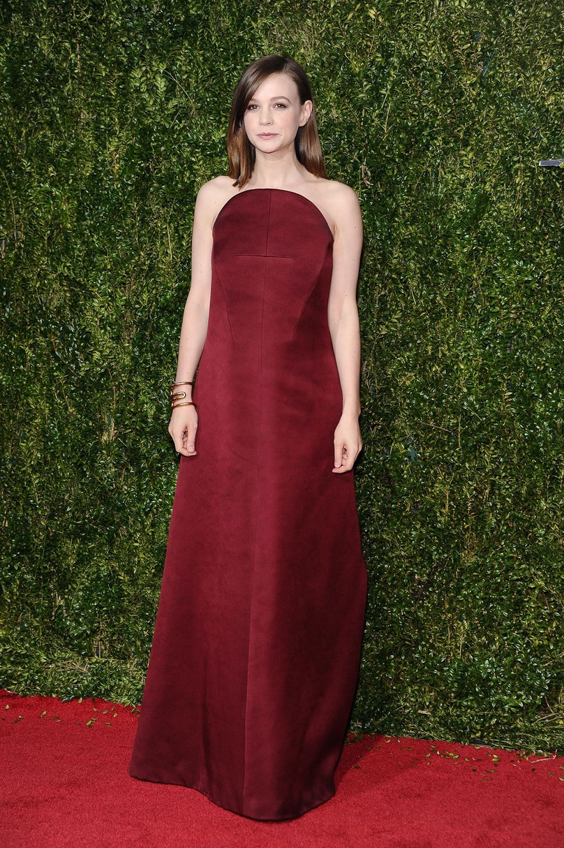 Carey Mulligan Tony Awards