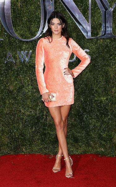 Kendall Jenner Tony Awards