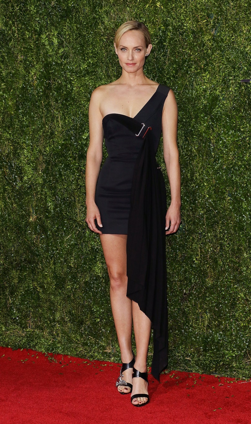 Amber Valletta Tony Awards