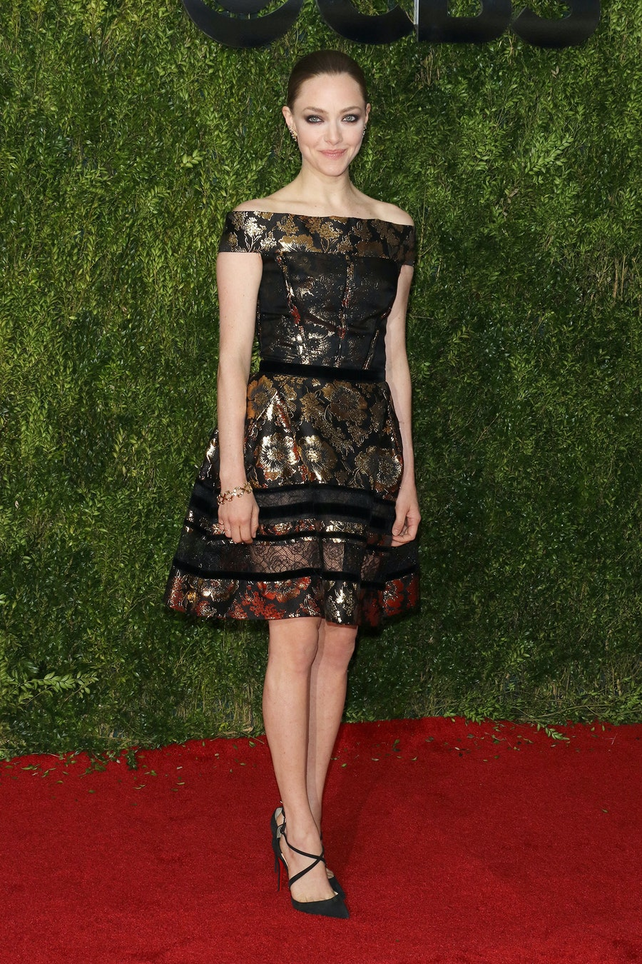 Amanda Seyfried Tony Awards