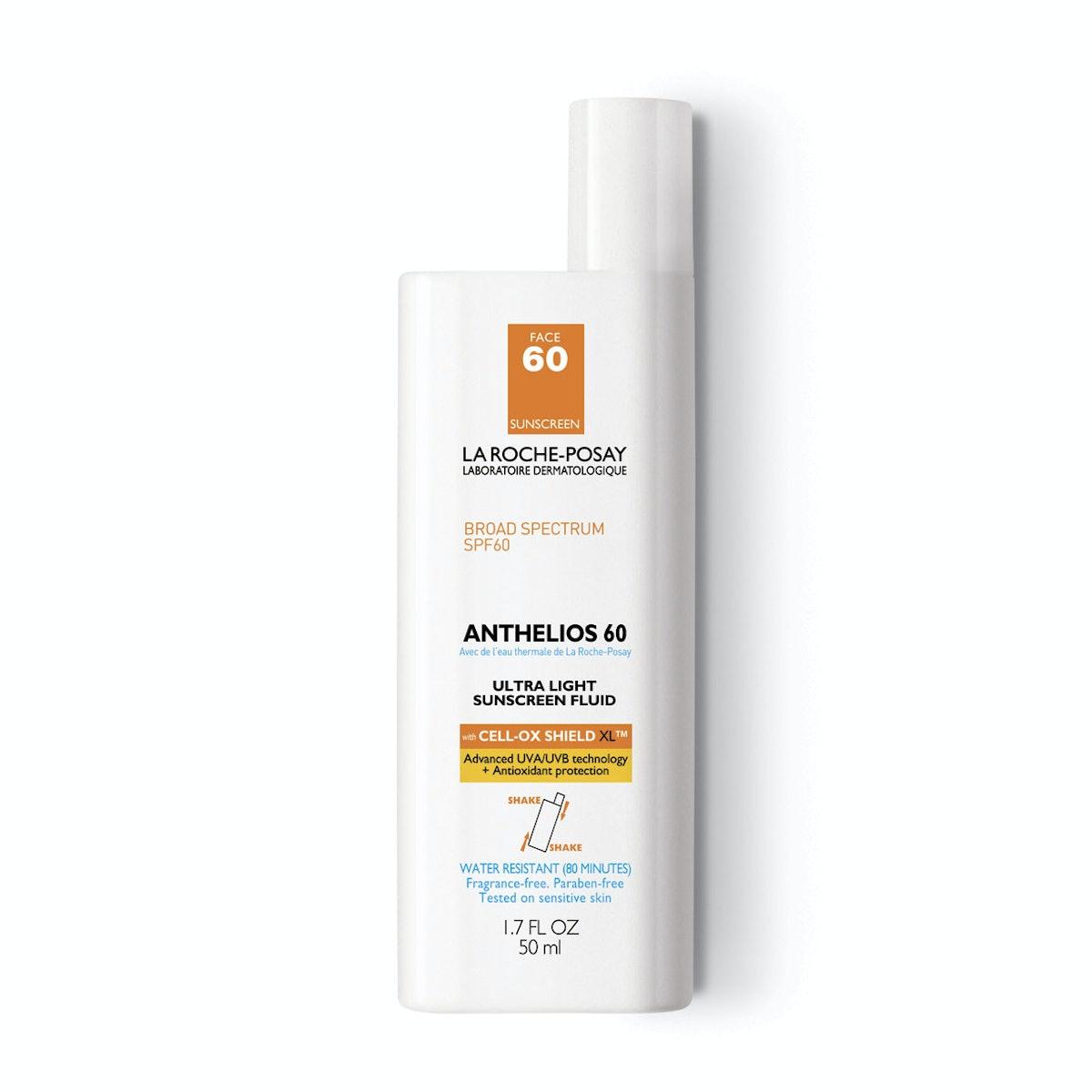 La Roche-Posay Anthelios 60 Ultra-Light Sunscreen