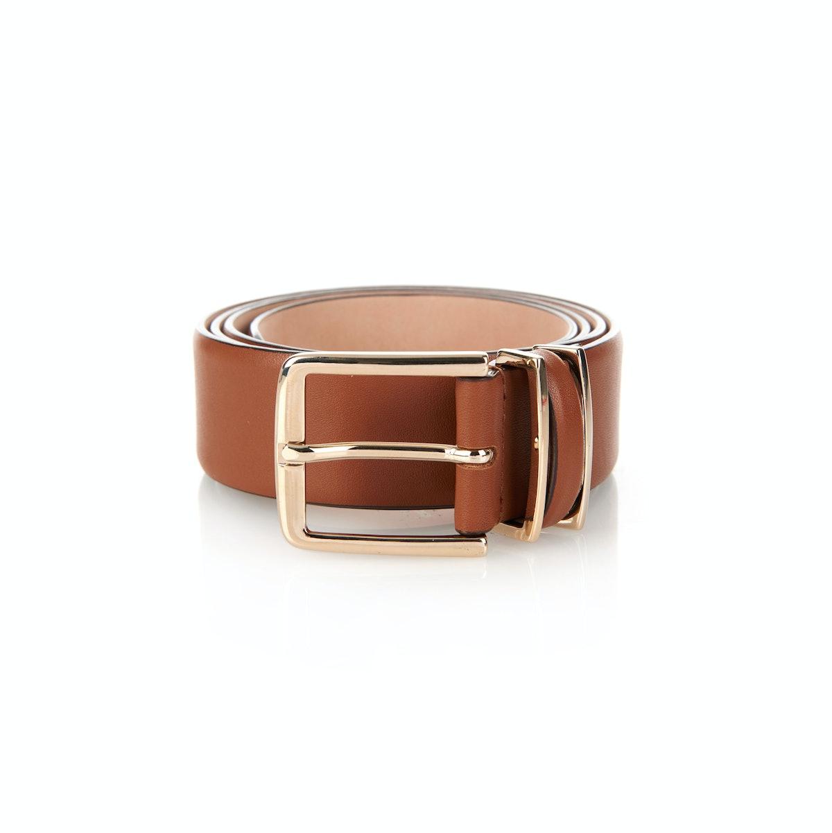 Max Mara Alare leather belt