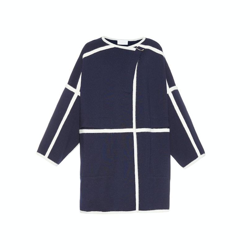Chloe crossover coat