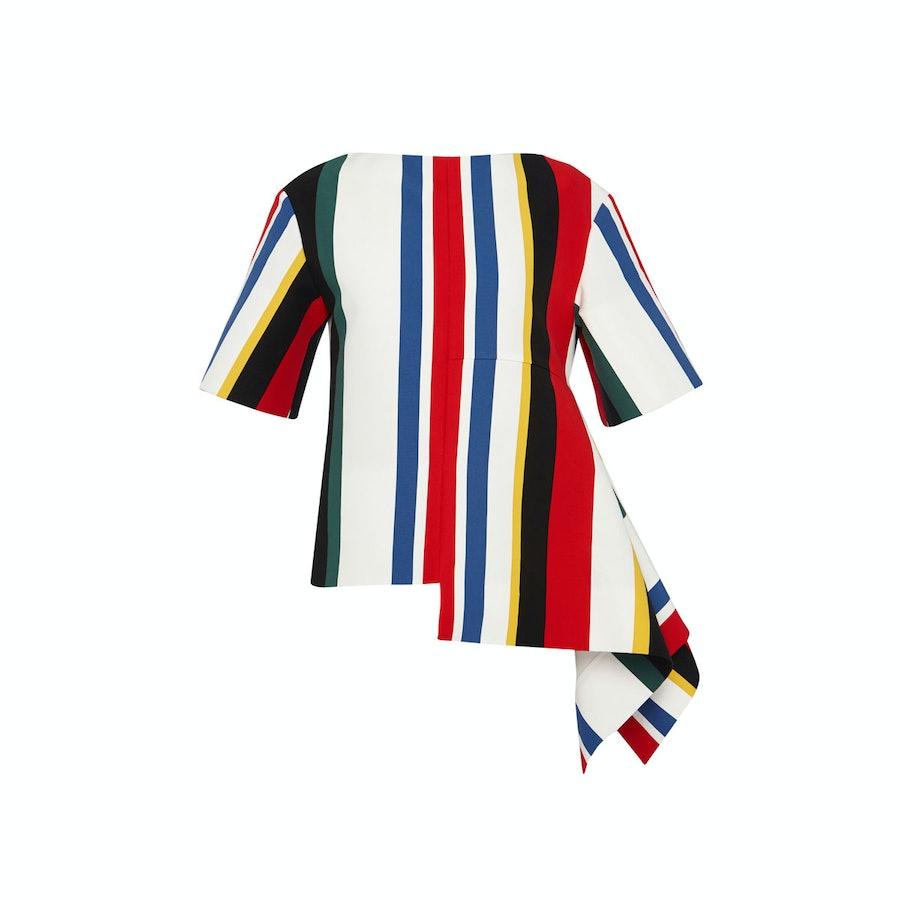 Marni stripe tunic