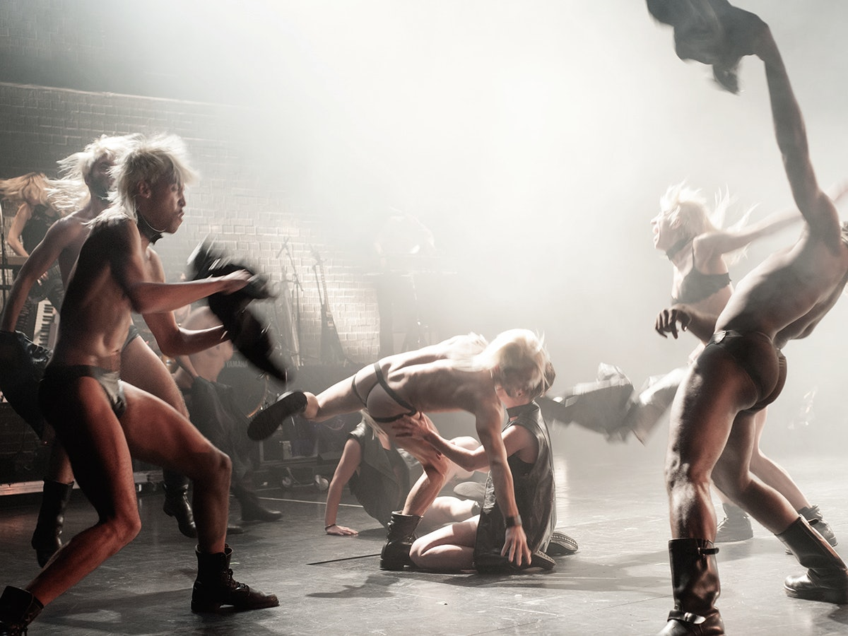 Fatherfucker Dancers