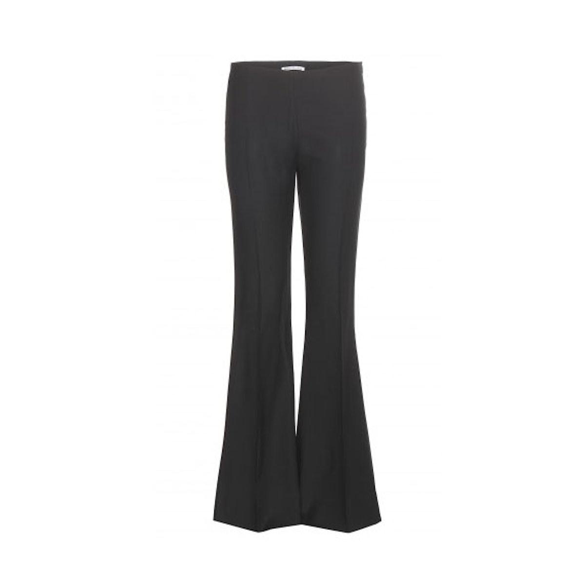 Acne Studios Mello flared trousers