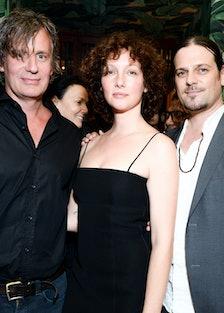 Greg Kadel, Jade Berreau, and Aaron Ward