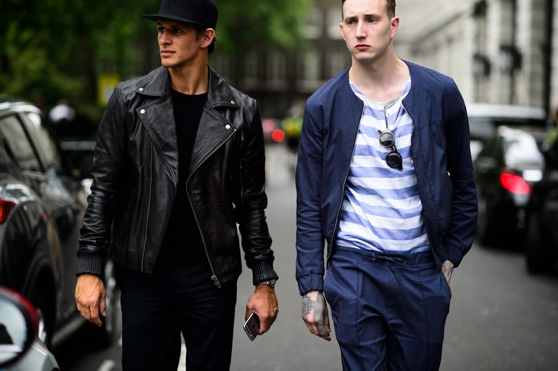 London Men's Fashion Week Spring 2016 Day 1