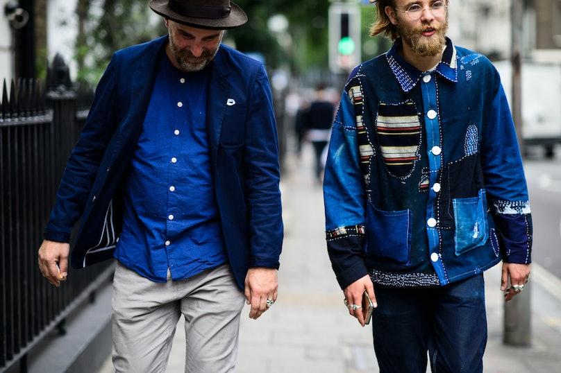 London Men's Fashion Week Spring 2016 Day 2