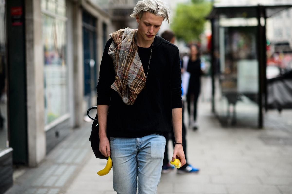London Men's Fashion Week Spring 2016 Day 3