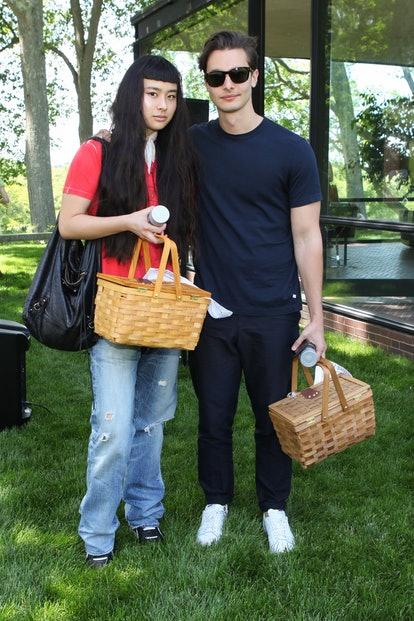 Asia Chow and Dorian Grinspan