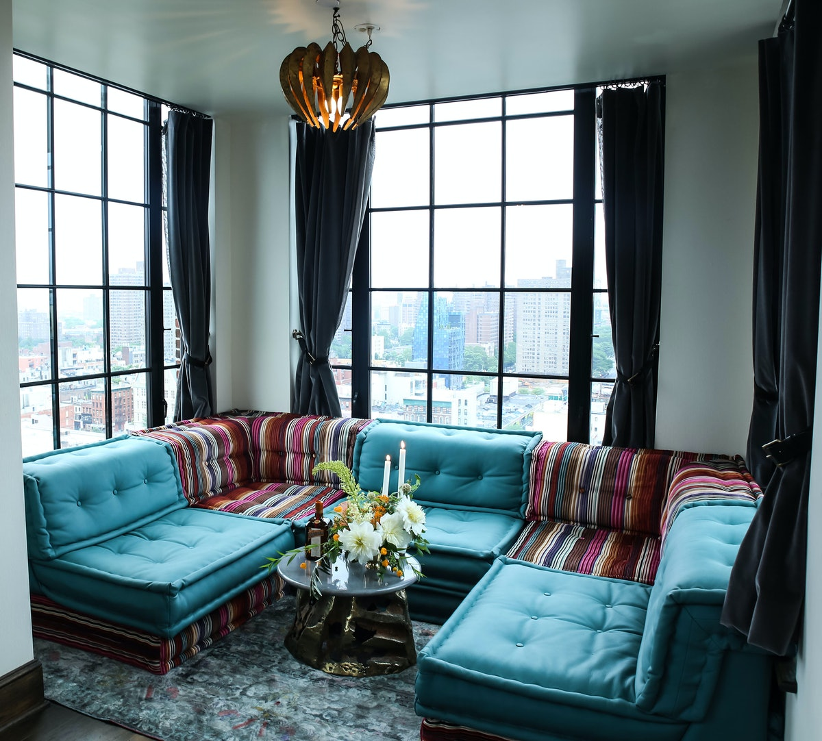 The Ludlow Penthouse